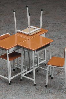 [Có Sẵn] Bộ bàn ghế HASEGAWA 1/12 dành cho figma