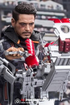TYStoys 1/6 Iron Man MK5 Suitcase Armored Box Explosive Version