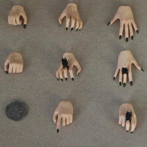 Hand 1/6 - Part tay Nữ Phù Thủy Vampire