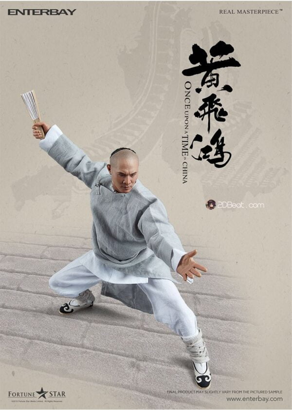 1/6 Enterbay Wong Fei-hung Action Figure - Once Upon a Time in China