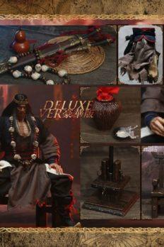 1/6 Inflames Toys Skywalker Wu Song The Water Margin Series Deluxe Version