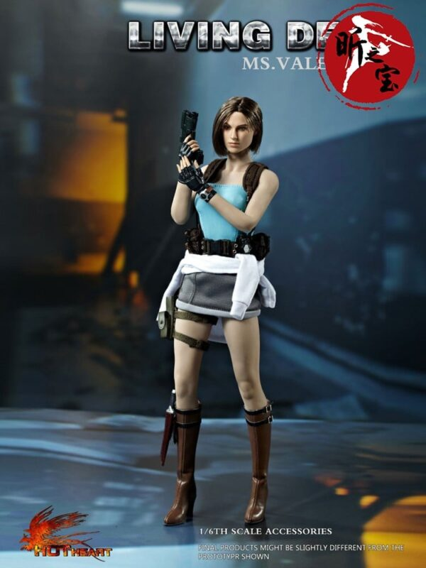 1/6 Scale Jill Valentine Resident Evil Special Colour Version