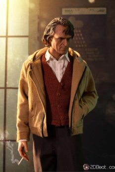 1/6 Scale MTOYS The Joker Casual Wear Ver. Joaquin Arthur Action Figure