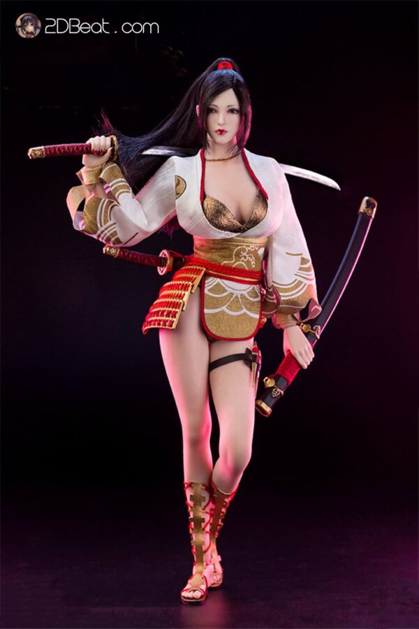 [In-Stock] 1/6 Scale Nohime Japanese Warrior Female Action Figure