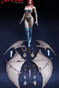 1/6 Scale TBLeague Phicen: Lady Bat limited action figure
