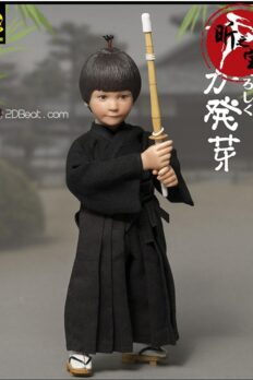 1/6 Scale WorldBox Lakor Baby - Kendo Boy Action Figure