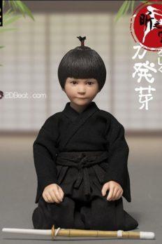 1/6 Scale WorldBox Lakor Baby - Kendo Boy Action Figure