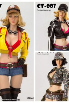 CAT TOYS CT007 Cindy Final Fantasy XV 1/6 Scale
