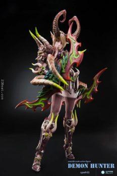 Coreplay CPWF-03 1/6 Demon Hunter World of Warcraft
