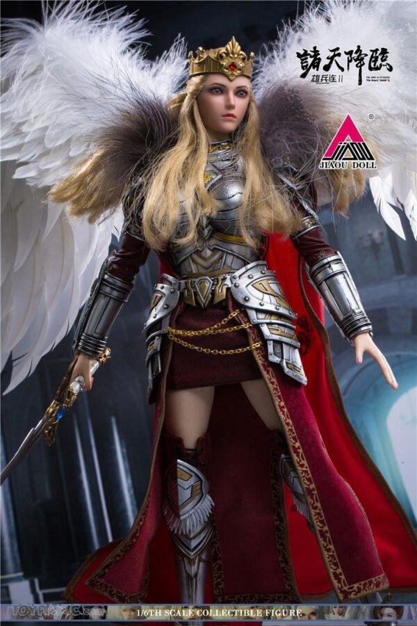 Super God College CS-001-A: Crown of Angel Yan 1/6 Figure