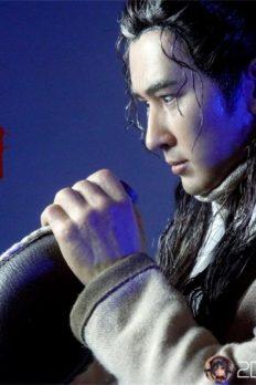 End I Toys 1/6 Xiao Li Flying Knife Li Xunhuan Vincent Chiao Action Figure