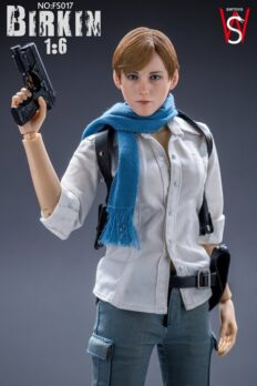 Mô hình SWToys FS017 Sherry Birkin kích thước 1/6 Scale từ Resident Evil 6