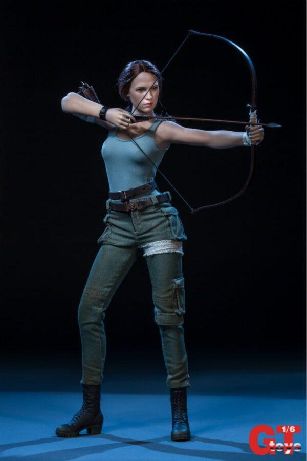 TBLeague 1/6 TRICITY Lightning Goddess Action Figure
