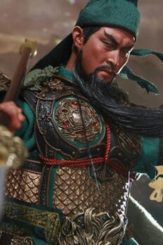 Guan Yunchang 1/6 IFT-031 Inflames Toys X Newsoul Toys Soul Of Tiger Generals