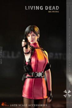 HOT HEART 1/6 Ada Wong Resident Evil