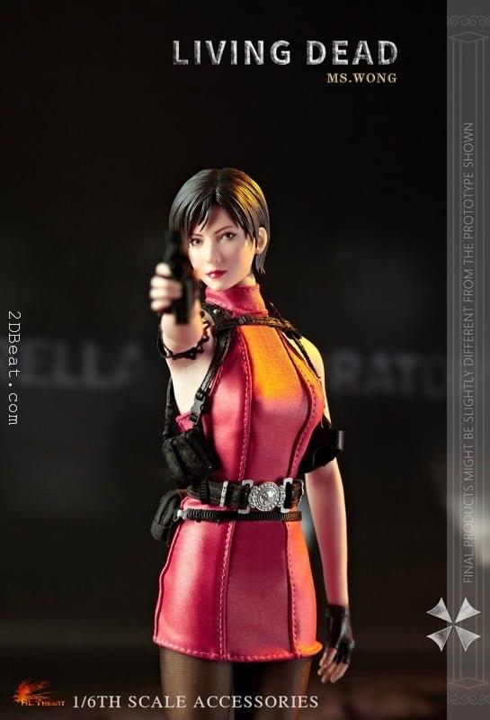 Resident Evil FA : Ada Wong by anicemanhotty on DeviantArt
