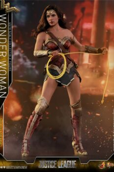 Hot Toys Wonder Woman 3.0 MMS451 Justice League Deluxe ver.