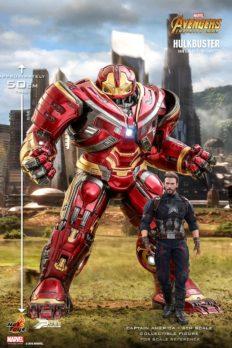Hot Toys 1/6 PPS005 HULKBUSTER MARK 2.0 Avengers: Infinity War