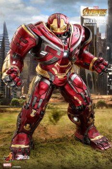 Hot Toys 1/6 PPS005 HULKBUSTER MARK 2.0 Anti-Hulk Avengers: Infinity War
