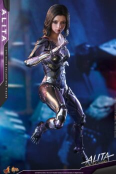 1/6 Scale Hot Toys Alita Battle Angel Collectible Figure