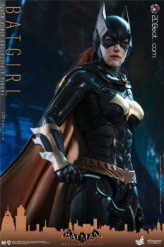 Mô Hình Chính Hãng 1/6 Hot Toys Batman: Arkham Knight Batgirl Collectible Figure