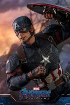 Hot Toys MMS536 Captain America Avengers: Endgame 1/6 Scale
