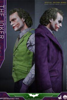 Hot Toys 1/4 QS010 Joker Heath Ledger EXCLUSIVE VERSION