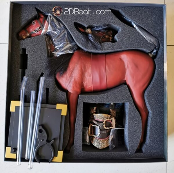 [In-Stock] 1/6 Inflames Toys IFT-032 Chitu Horse