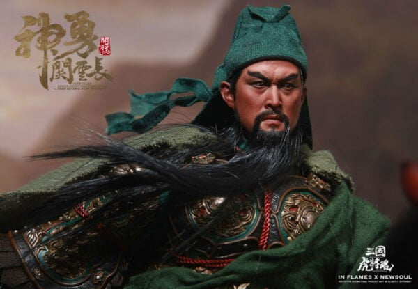[In-Stock] Inflames IFT-032 Toys Guan Yunchang & Chitu Horse 1/6 Scale