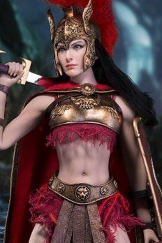 Underwear & Breast Armor 1/6 Scale for PL2017-107 Spartan Goddess of War