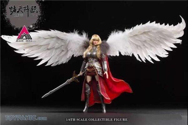 Super God College CS-001-B: Queen of Angel Yan 1/6 Figure