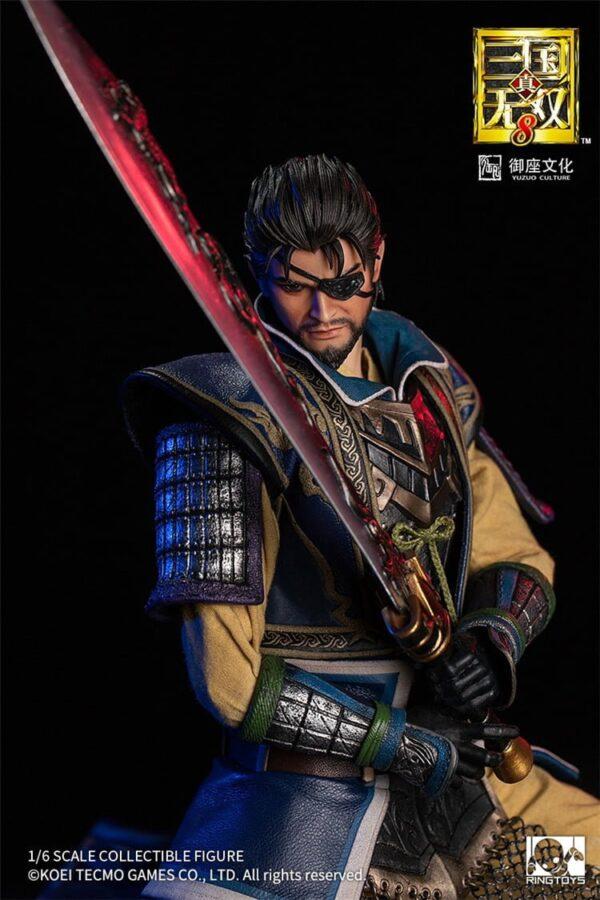 RingToys 1/6 Scale PT007 Xiahou Dun Dynasty Warriors Figure