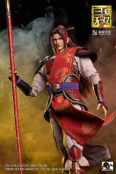 RingToys Zhou Yu Dynasty Warriors 1/6 Scale
