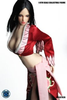 Super Duck SET028 Boa Hancock (One Piece) FullSet + Body Phicen