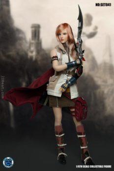 SUPER DUCK SET041: Lightning Final Fantasy XIII FullSet