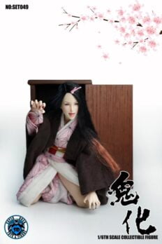 1/6 Scale SUPER DUCK SET049: Nezuko Kimetsu no Yaiba FullSet