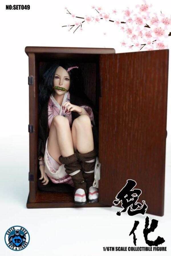 1/6 Scale SUPER DUCK SET049: Nezuko Kimetsu no Yaiba FullSet