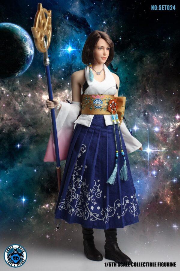[In-Stock] SUPER DUCK SET 024: Yuna from Final Fantasy X FullSet