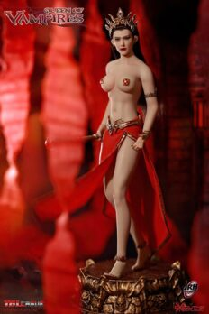 1/12 Scale TBLeague Phicen Arkhalla Queen of Vampire