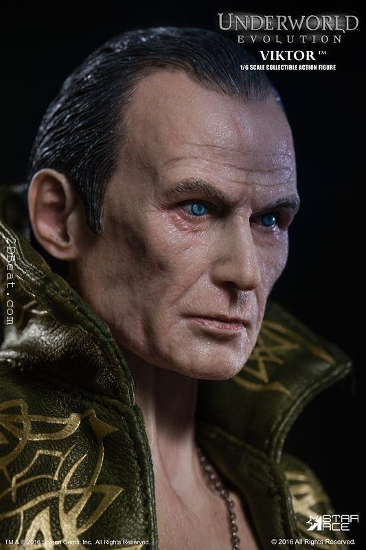 1/6 Scale VIKTOR Underworld Evolution Vampire Action Figure