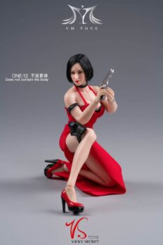 Figure Ada Wong Resident Evil 1/12 Scale