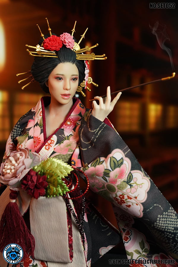 Details about  /Japanese Men/'s Seersuckers Yukata Kimono Set of 6 Items 05 Japan with Tracking