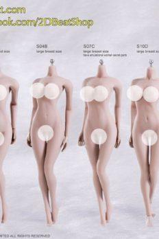 Body TBleague PHICEN Pale Skin Tone: S07C S10D S22A S01A S04B S16A S18A S22A