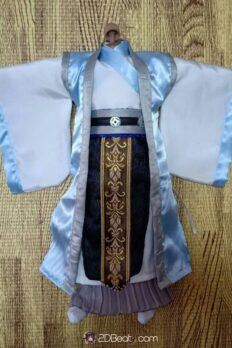 """1/6 Ancient Chinese Costumes Outfit Handmade for 12"""" Action Figure"""