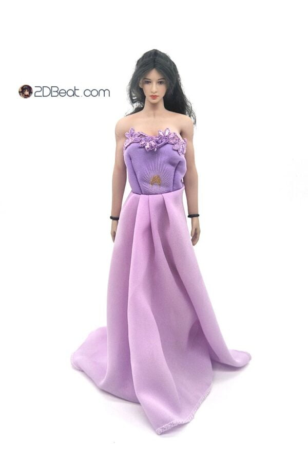 1/6 Ancient Chinese Girl Clothing Set JPAA101 for Ud, Phicen, Jiaoudoll