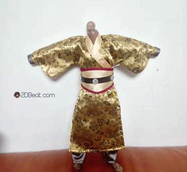 1/6 Scale Ancient Chinese Male Clothing Set JPAA107