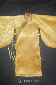 1/6 Scale Ancient Chinese Male Costumes Handmade Set