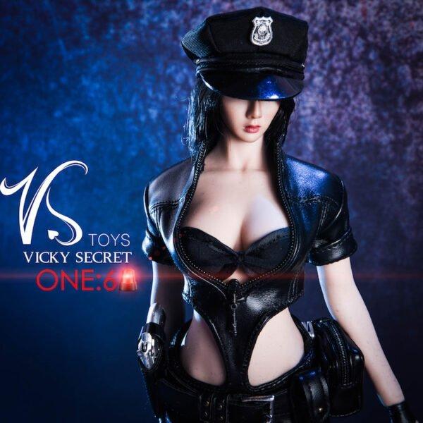 Trang Phục VSTOYS 1/6 - 18XG16 COS policewoman uniform suit