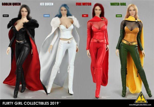 Flirty Girl Collectibles FGC2019-11 Goblin Queen Cosplay 2.0