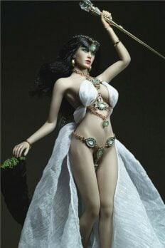 Goddess Dress Clothes Accessories 1/6 Scale